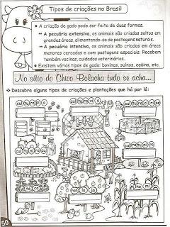 Geografia 3° 4° 5° anos atividades exercícios  imprimir (7)