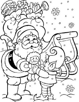 Papai-Noel-Colorir-Espaço Educar (137)