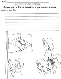 dia da bandeira atividades e desenhos colorir38