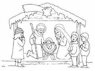 personagens de presépio para montar recortar natal atividade (55)