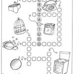 Atividades de Alfabetização prontos imprimir