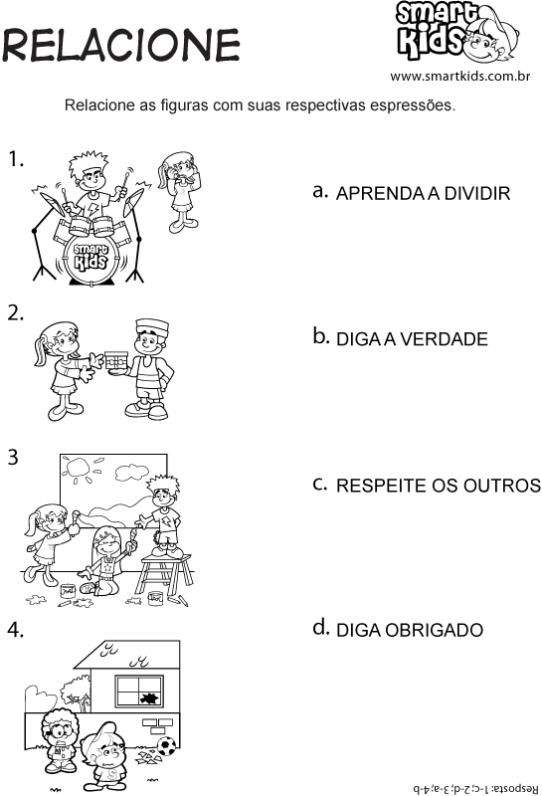 REGRAS BÁSICAS DA CIDADANIA