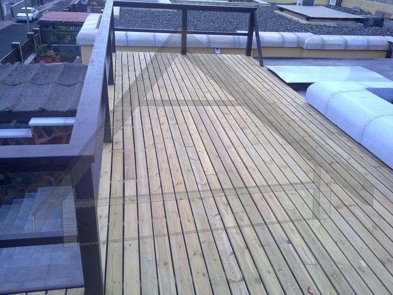pine terrace - AtiWood