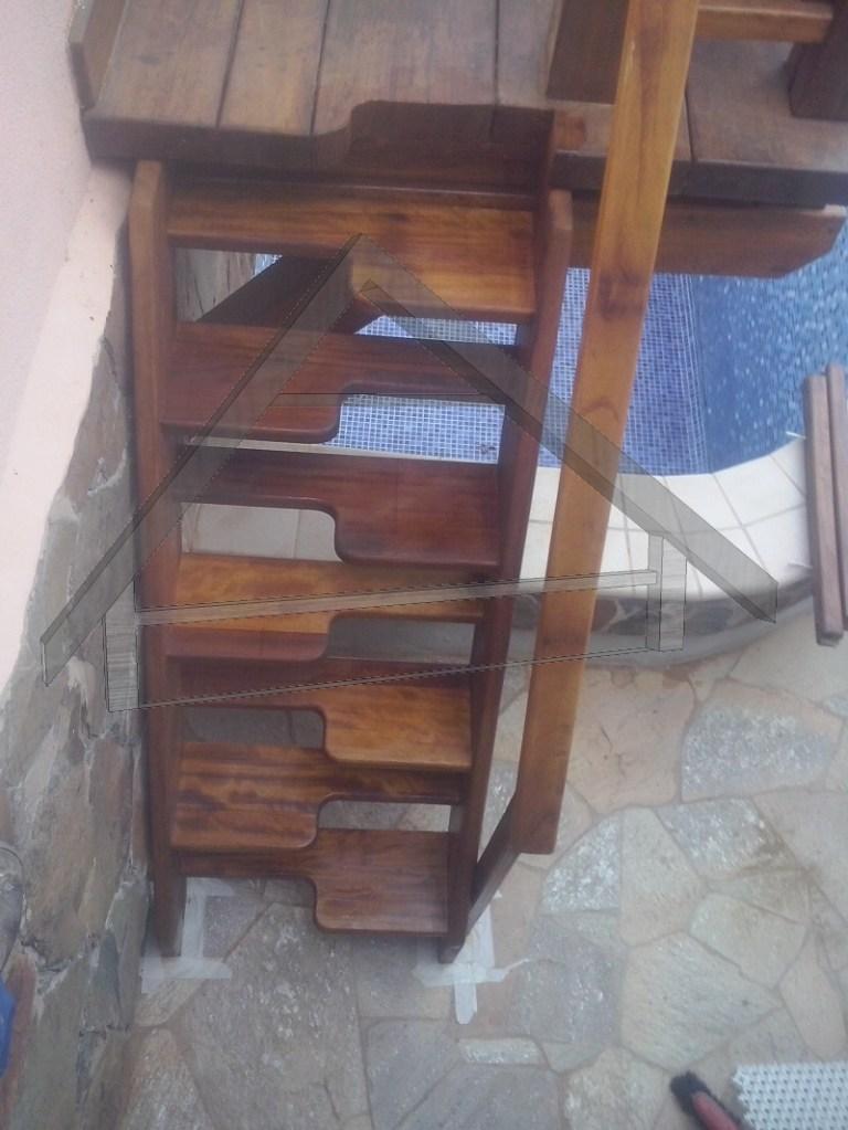 Samba escadaria - AtiWood