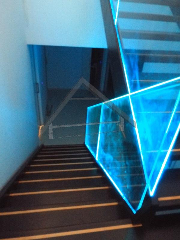 Wengé escalier - AtiWood