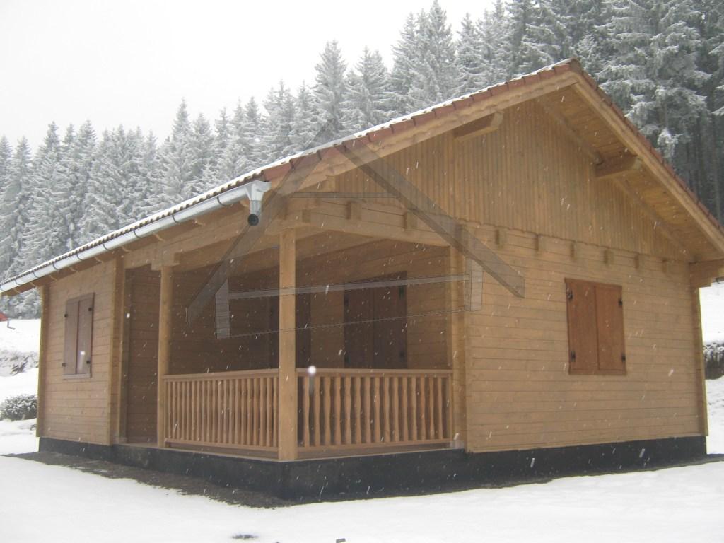 Casa de férias montanha - AtiWood