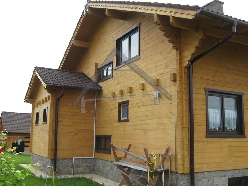 casa de madera ecológica - AtiWood