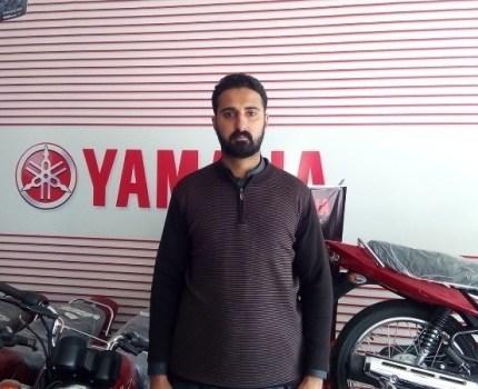 YAMAHA MOTOCYCLE PAKISTAN ATTOCK