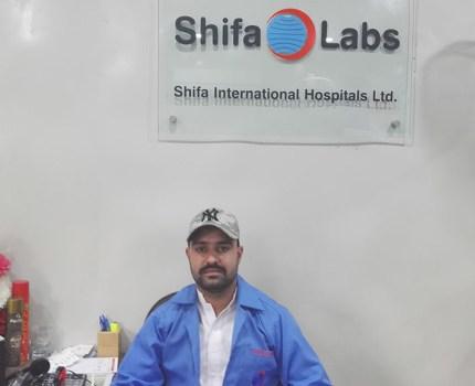SHIFA LABS ATTOCK