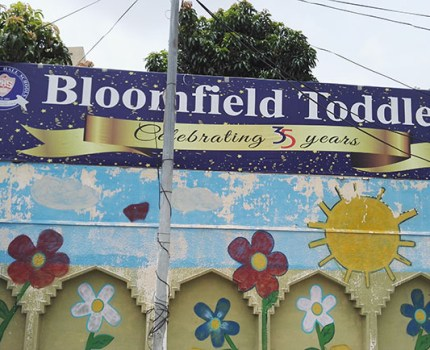 BLOOMFIELD TODDLERS ATTOCK