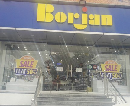 BORJAN SHOES ATTOCK