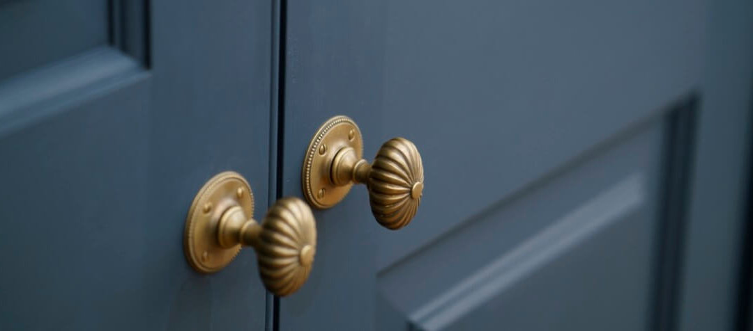 Atkey interior door handles