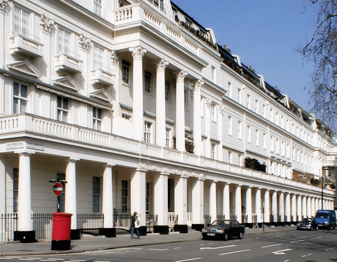 Belgravia – An Architectural History