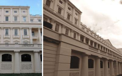 John Nash's influence on London's Regency architecture