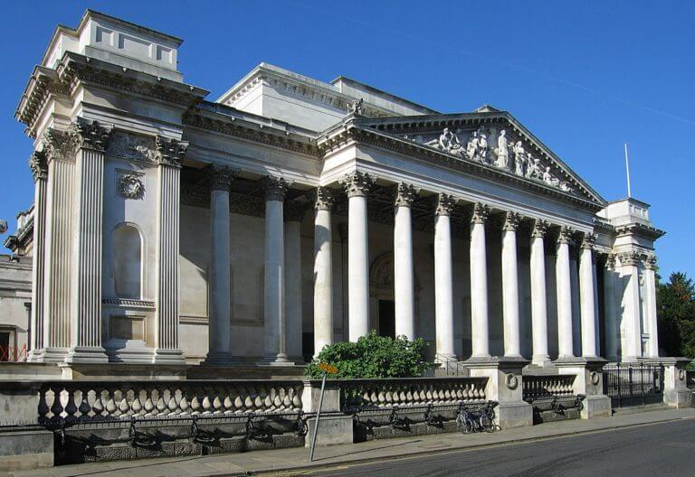 Fitzwilliam Museum exterior