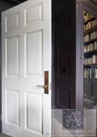 Georgian four panel door