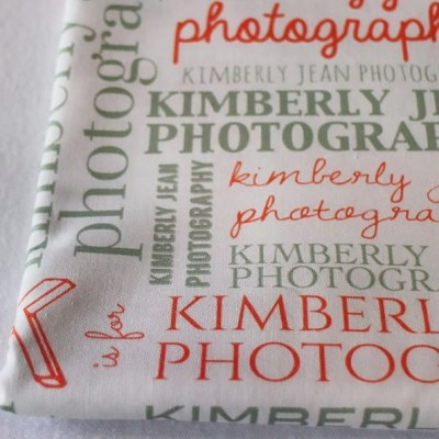 Personalized Quilting Cotton