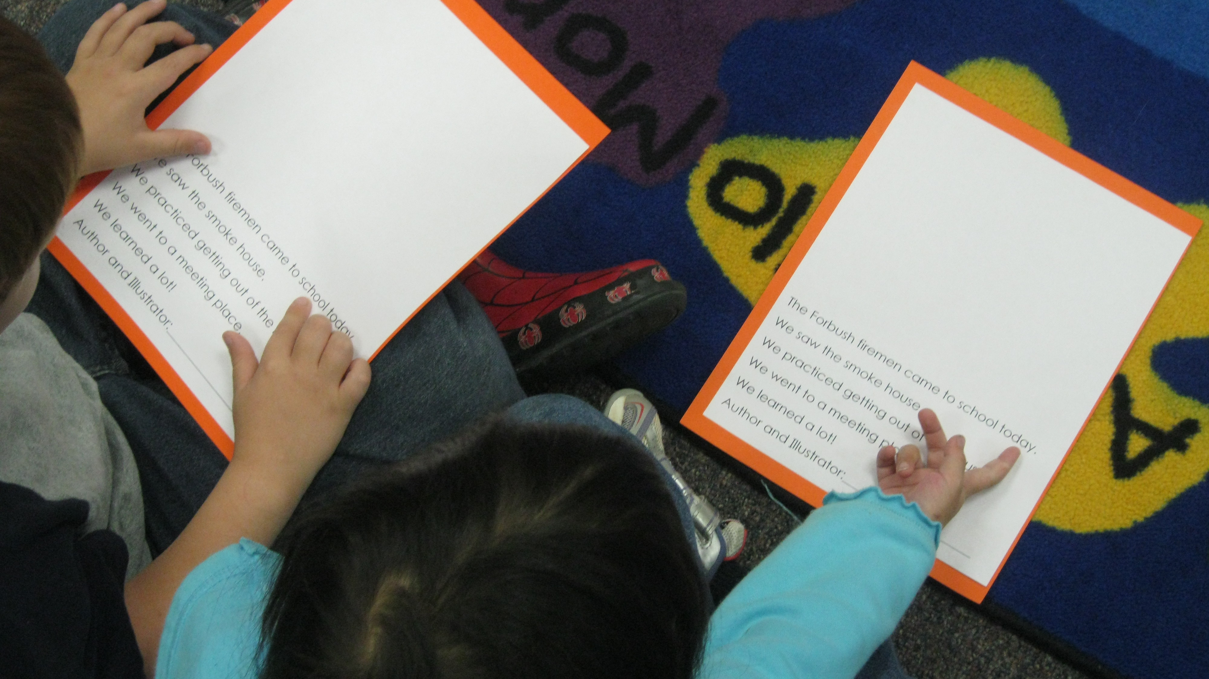 Leas Our Language Experience Approach Activities Begin Continue To Start Of A Story Books Post