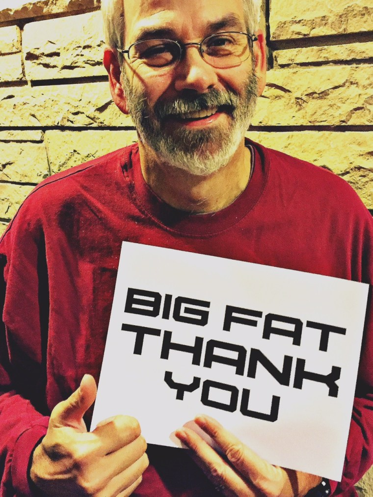 Big Fat Thank You - Marshall Atkinson