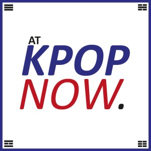AT KPOP NOW logo
