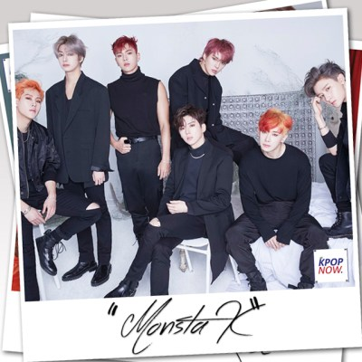 Polaroid Monsta X by At Kpop Now
