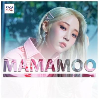 Mamamoo Moonbyul Fade by AT KPOP NOW