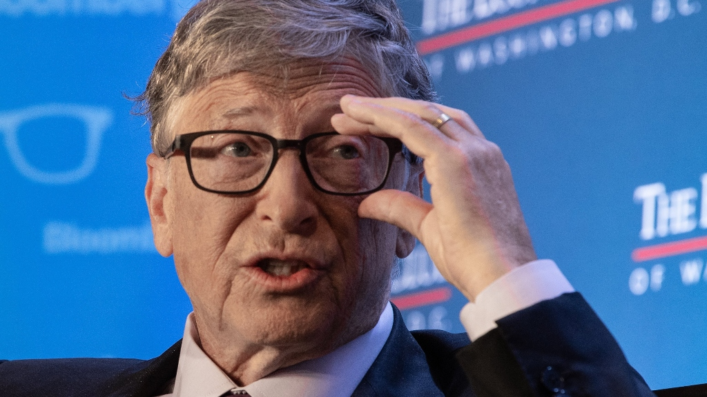 Bill Gates funding vaccine program and WHO