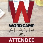 WordCamp Atlanta - Attendee