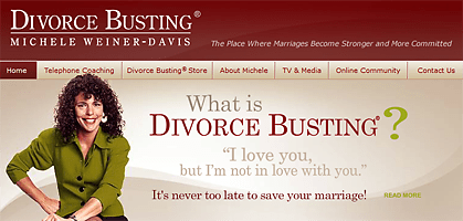 Michele Weiner-Davis Divorce Busting Professional Workshop