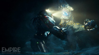 Two New 'Pacific Rim' Photos Reveal The Kaiju