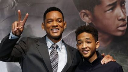Will Smith and son Jaden talk about After Earth and new movies