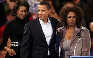 Oprah Winfrey, Bill Clinton receive Medal of Freedom