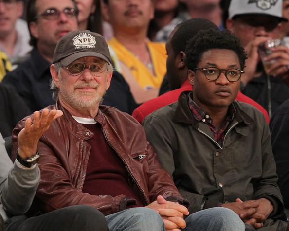Steven Spielberg & Theo Spielberg