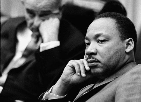 black leaders mlk