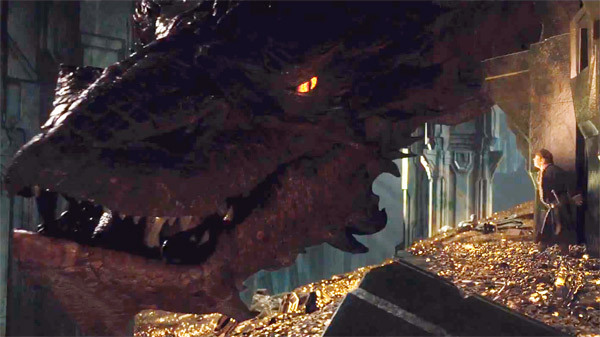 'The Hobbit: The Desolation Of Smaug' Trailer