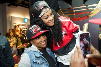 Teyana Taylor deal with Adidas pulled