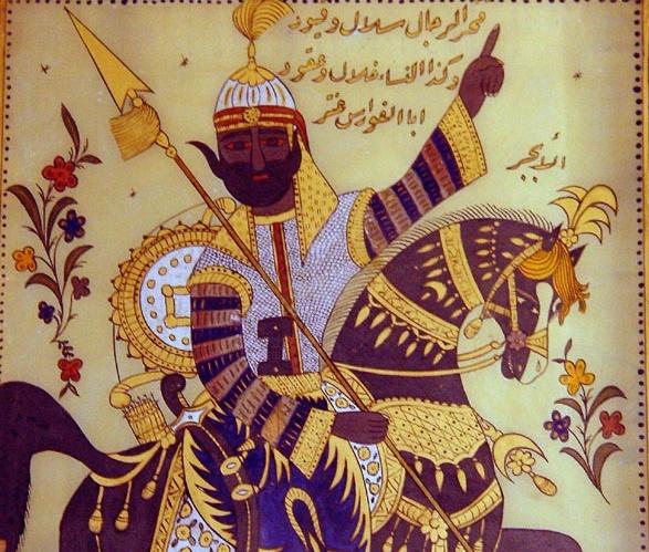 Antar ibn shaddad