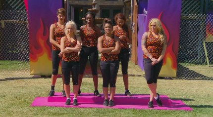 Bad Girls All Star Battle Season 2, Episode 9: The Battle Dome