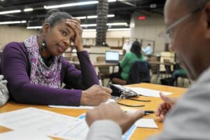 Few African Americans have signed up for health coverage