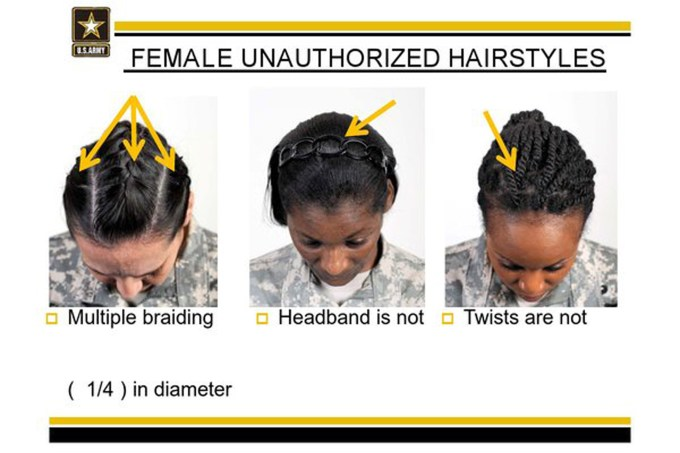congressional black caucus women ask army to reconsider ban