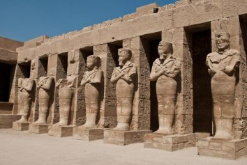 The Temple Complex of Karnak