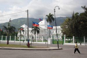Presidential Palace. Port Au Prince, Haiti