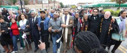 Rev. Jim Wallis arrested in Ferguson