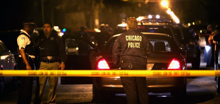 Govt Fails in Response To Violence in Chicago, While Black Community Creates Change From the 'Ground Up'