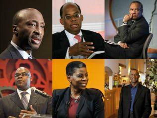 Black CEOs of Fortune 500 List
