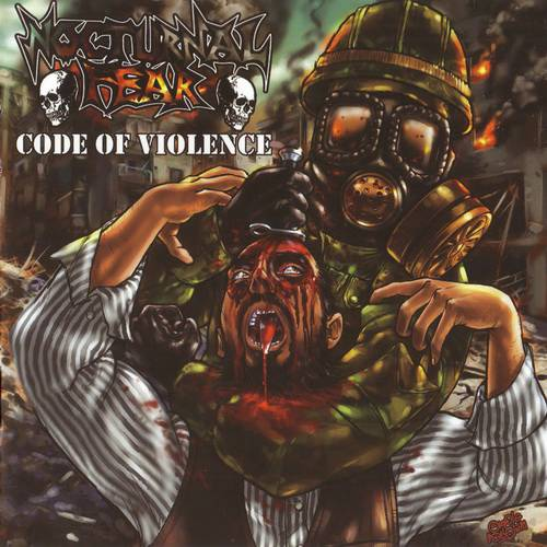 Anti-Black band Code of Violence