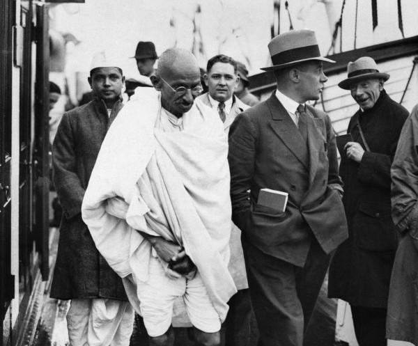 Mahatma+Gandhi+