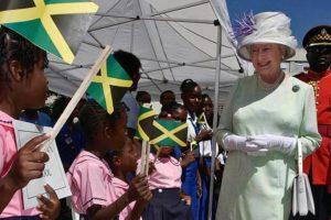 queen commonwealth jamaica