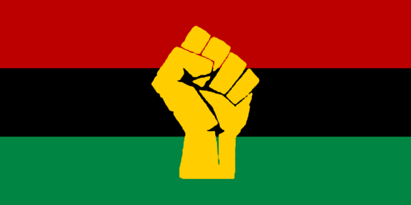Black Power Pan-African Flag