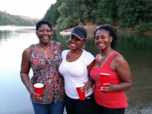 The Allen family chose to hold their annual reunion on Rollins Lake in Nevada County.  Photos provided by the family